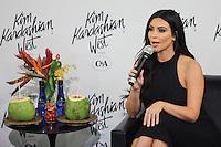 SÃO PAULO, SP, 11.05.2015 - KARDASHIAN-SP - A atriz Kimberly Kardashian conhecida como Kim Kardashian durante apresentação de sua nova coleção de roupas em parceria com a empresa CeA no Shopping Iguatemi na regiao oeste da cidade de São Paulo nesta segunda-feira, 11. (Foto: Vanessa Carvalho / Brazil Photo Press)