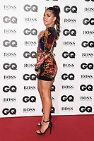 LONDON, UK. September 05, 2018: Mabel at the GQ Men of the Year Awards 2018 at the Tate Modern, London