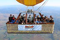 20151006 October 06 Hot Air Balloon Gold Coast
