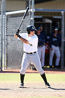 Michael Earley - Chicago White Sox - 2010 Instructional League.Photo by:  Bill Mitchell/Four Seam Images..