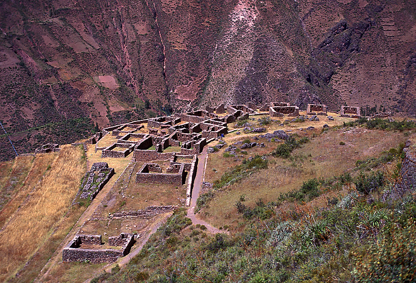 Pisac, Sacred Valley, Cusco, Peru