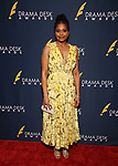 Rebecca Naomi Jones during the 2019 Drama Desk Awards at Steinway Hall on June 2, 2019  in New York City.