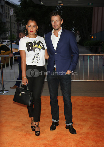 NEW YORK, NY-June 13: Keytt Lundqvist, Alex Lundqvist at  EPIX presents New York premiere of  EPIX original Documentary SERENA the Other Side of Greatness at the SVA Theatre in New York. NY June 13, 2016. Credit:RW/MediaPunch