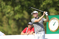 Matthew Fitzpatrick (ENG) on the 11th tee during the 1st round of the DP World Tour Championship, Jumeirah Golf Estates, Dubai, United Arab Emirates. 15/11/2018<br /> Picture: Golffile | Fran Caffrey<br /> <br /> <br /> All photo usage must carry mandatory copyright credit (&copy; Golffile | Fran Caffrey)