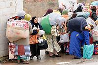 El Biutz: una dogana illegale tra Ceuta e Marocco