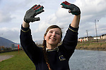 Katie Pierce O'Shea from Coláiste na Sceilge in Cahersiveen is one of eighteen shortlisted finalists who will compete for the title of Young Entrepreneur 2010 at an Awards Ceremony in Killarney next week. Katie's business idea for a designer rowing glove which can be produced in rowing club colours, has been selected from more than 500 proposals, representing secondary schools throughout Kerry and Limerick, as well as the Institute of Technology, Tralee and University of Limerick. This year there are three category winners: Second Level, Third Level and Best School. The second level winner will receive a trip of a lifetime to Silicon Valley, California. The third level winner will receive €5,000 seed funding to transform business dreams into reality and the best school will receive the latest IT equipment for the classroom to the value of €5,000.<br /> Picture by Don MacMonagle<br /> <br /> PR photo from Young Entrepreneur