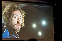 Picture by Allan McKenzie/SWpix.com - 05/10/17 - Cricket - Yorkshire County Cricket Club Gala Dinner 2017 - Elland Road, Leeds, England - Ryan Sidebottom reflects on his career.