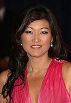 Juju Chang  attending the  2013 White House Correspondents' Association Dinner at the Washington Hilton Hotel in Washington, DC on 4/27/2013