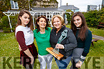 Briannagh Joan and Isla O'Connor with the 2017 recipient of The Mary Cummins Award for Women of Outstanding Achievement in the Media, Group Business Editor of Independent News & Media, Dearbhail Mc Donald at the Women in Media conference in Kilcooley's, Ballybunion on Sunday.