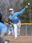 4-6-15, Skyline High School vs Plymouth High School, freshman baseball