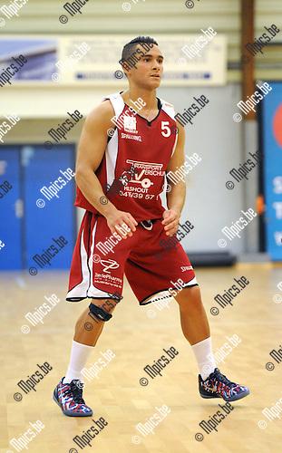 2014-10-26 / Basketbal / seizoen 2014-2015 / Zuiderkempen / M. Bouras<br /><br />Foto: mpics.be