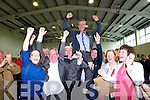 Jimmy Kennelly (Fine Gael) who was elected in the recount on Monday at John Mitchels GAA Club.