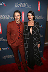 Zac Posen znd Crystal Renn attend the Broadway Opening Night Performance of 'Les Liaisons Dangereuses'  at The Booth Theatre on October 30, 2016 in New York City.