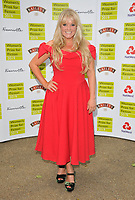 Goldierocks (Samantha Louise Hall) at the Women's Prize for Fiction Awards 2019, Bedford Square Gardens, Bedford Square, London, England, UK, on Wednesday 05th June 2019.<br /> CAP/CAN<br /> ©CAN/Capital Pictures
