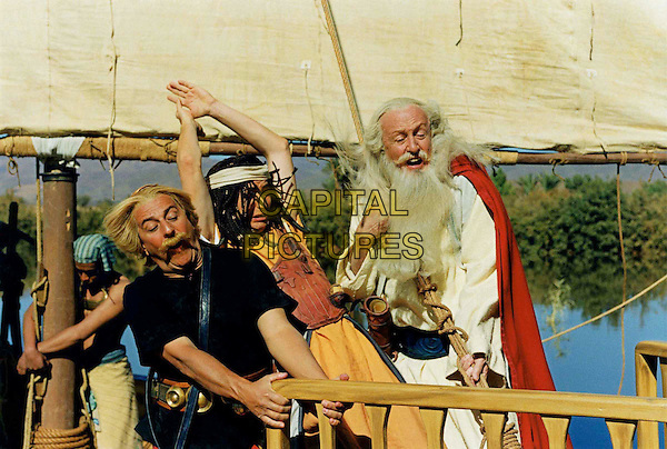 CHRISTIAN CLAVIER.CLAUDE RICH.in Asterix Et Obelix: Mission Cleopatre.Filmstill - Editorial Use Only.Ref: FB.sales@capitalpictures.com.www.capitalpictures.com.Supplied by Capital Pictures.