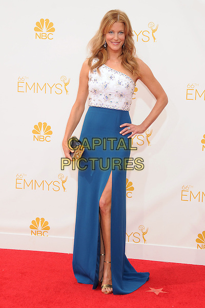25 August 2014 - Los Angeles, California - Anna Gunn. 66th Annual Primetime Emmy Awards - Arrivals held at Nokia Theatre LA Live. <br /> CAP/ADM/BP<br /> &copy;BP/ADM/Capital Pictures