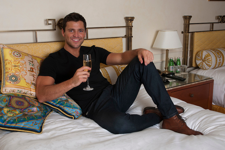 I'm a celebrity Get Me out of here 2011. .MARK WRIGHT- 2ND PLACE .Pic Jayne Russell.04.12.2011..