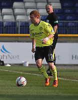 Adam Campbell in the Inverness Caledonian Thistle v St Mirren Scottish Professional Football League Premiership match played at the Tulloch Caledonian Stadium, Inverness on 29.3.14.
