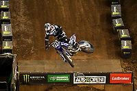 SX1 / Dylan Long<br /> Monster Energy Aus-XOpen<br /> Supercross &amp; FMX International<br /> Qudos Bank Arena, Olympic Park NSW<br /> Sydney AUS Sunday 12  November 2017. <br /> &copy; Sport the library / Jeff Crow
