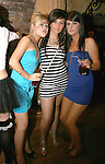 Rebecca, Kirsty and Nicole Hill at the St Trinian's Fancy Dress Night in Shooters..Photo NEWSFILE/Jenny Matthews.(Photo credit should read Jenny Matthews/NEWSFILE)....This Picture has been sent you under the condtions enclosed by:.Newsfile Ltd..The Studio,.Millmount Abbey,.Drogheda,.Co Meath..Ireland..Tel: +353(0)41-9871240.Fax: +353(0)41-9871260.GSM: +353(0)86-2500958.email: pictures@newsfile.ie.www.newsfile.ie.FTP: 193.120.102.198.