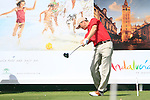 Michael Hoey (NIR) in action on the 16th tee during Day 1 Thursday of the Open de Andalucia de Golf at Parador Golf Club Malaga 24th March 2011. (Photo Eoin Clarke/Golffile 2011)