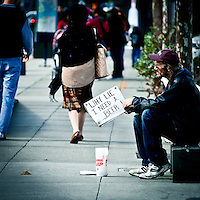 San Francisco/California (Thursday, November 3, 2011) – Images from around the city.. Photo: joliphotos.com
