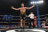 Boxing Newcastle 23-06-17