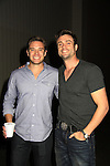 Young and Restless Billy Miller & Daniel Goddard at the Soapstar Spectacular starring actors from OLTL, Y&R, B&B and ex ATWT & GL on November 20, 2010 at the Myrtle Beach Convention Center, Myrtle Beach, South Carolina. (Photo by Sue Coflin/Max Photos)