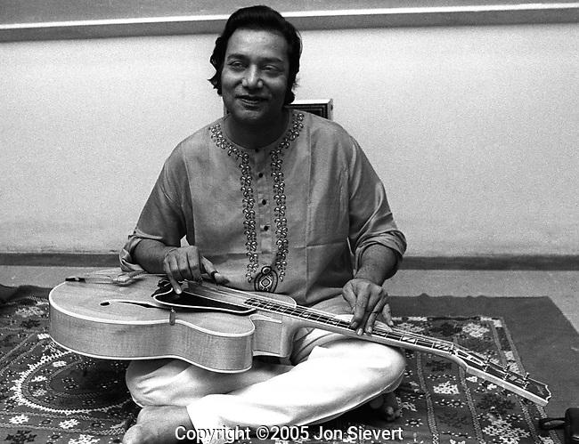 Brij Bhushan Kabra, Oct 1983
