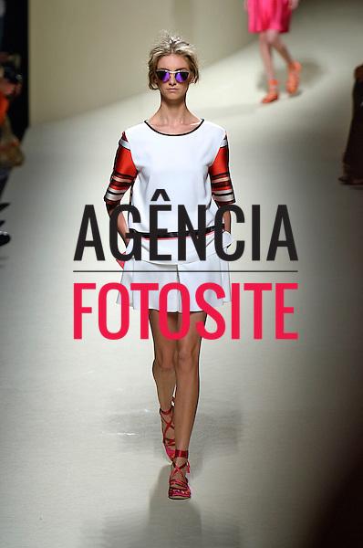 Milao, Italia &sbquo;18/09/2013 - Desfile de Alberta Ferretti durante a Semana de moda de Milao  -  Verao 2014. <br /> Foto: FOTOSITE