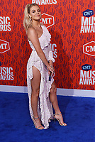NASHVILLE, TENNESSEE - JUNE 05: Kelsea Ballerini attends the 2019 CMT Music Awards at Bridgestone Arena on June 05, 2019 in Nashville, Tennessee. <br /> CAP/MPI/IS/NC<br /> ©NC/IS/MPI/Capital Pictures