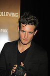 """Nico Tortorella stars in """"The Following"""", Fox's new tv series on Mondays, which held its world premiere on January 19, 2013 at the New York Public Library, New York City, New York. (Photo by Sue Coflin/Max Photos)"""