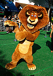 """WESTWOOD, CA. - October 26: Alex the Lion arrives at the premiere of Dreamworks' """"Madagascar: Escape 2 Africa"""" at the Mann Village Theater on October 26, 2008 in Los Angeles, California."""