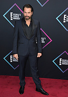 LOS ANGELES, CA. November 11, 2018: Tim Rozon at the E! People's Choice Awards 2018 at Barker Hangar, Santa Monica Airport.<br /> Picture: Paul Smith/Featureflash