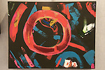 Oliver Lake WBGO art exhibit