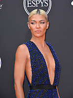 Jessica Szohr at the 2018 ESPY Awards at the Microsoft Theatre LA Live, Los Angeles, USA 18 July 2018<br /> Picture: Paul Smith/Featureflash/SilverHub 0208 004 5359 sales@silverhubmedia.com