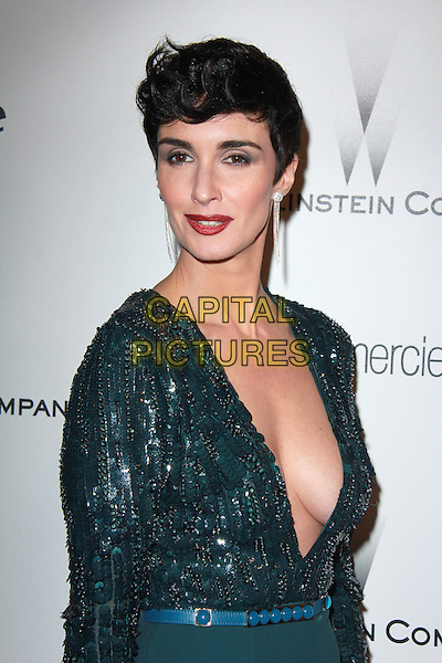 BEVERLY HILLS, CA - JANUARY 11: Paz Vega at The Weinstein Company/Netflix 2015 Golden Globe Awards After Party at Robinsons May Lot in Beverly Hills, California on January 11, 2015. <br /> CAP/MPI/DC/DE<br /> &copy;DE/DC/MPI/Capital Pictures