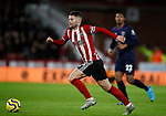 Oliver Norwood of Sheffield Utd during the Premier League match at Bramall Lane, Sheffield. Picture date: 10th January 2020. Picture credit should read: Simon Bellis/Sportimage