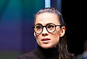 Dry Powder by Sarah Burgess. A Hampstead Theatre Production directed by Anna Ledwich. With Hayley Atwell as Jenny. Opens at The Hampstead Theatre on 1/2/18. CREDIT Geraint Lewis EDITORIAL USE ONLY