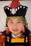 Girl, Mongolia
