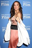 SANTA BARBARA - FEB 3:  Dania Ramirez at the 33rd Annual Santa Barbara International Film Festival Virtuosos Award at Arlington Theater on February 3, 2018 in Santa Barbara, CA