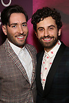 "Brandon and Brandon Uranowitz attends the Broadway Opening Night Performance for ""Children of a Lesser God"" at Studio 54 Theatre on April 11, 2018 in New York City."