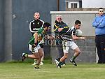 Naomh Fionnbarra  Stuart Osbourne Cooley Kickhams Dylan McGuinness . Photo:Colin Bell/pressphotos.ie
