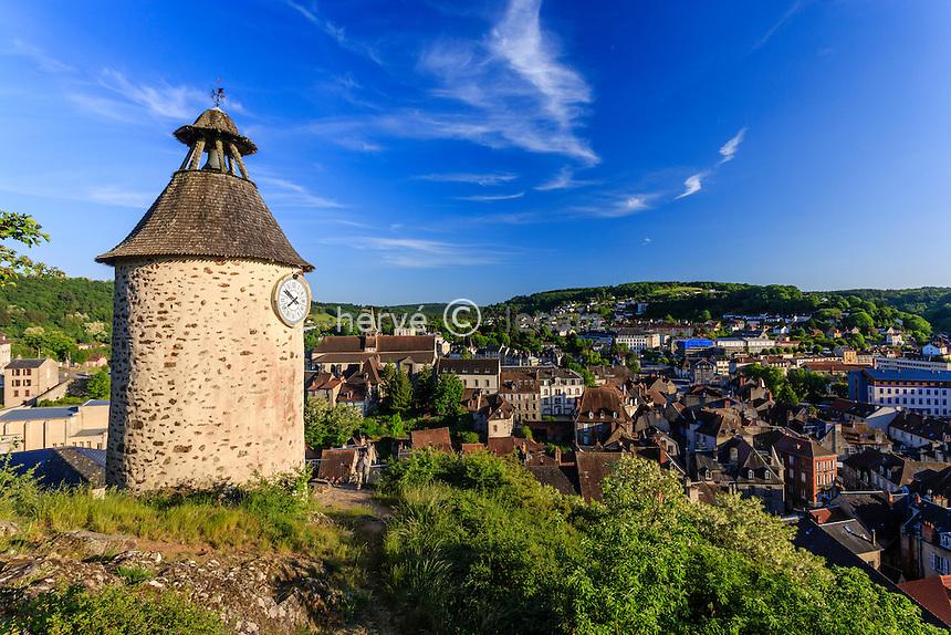 France, Creuse (23), Aubusson