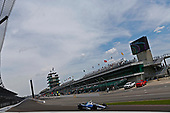 Verizon IndyCar Series<br /> Indianapolis 500 Practice<br /> Indianapolis Motor Speedway, Indianapolis, IN USA<br /> Wednesday 17 May 2017<br /> Max Chilton, Chip Ganassi Racing Teams Honda<br /> World Copyright: Phillip Abbott<br /> LAT Images<br /> ref: Digital Image abbott_indyP_0517_13915
