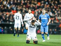 2019.01.29 La Copa Valencia CF VS Getafe CF