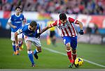 MADRID, ESPAÑA . FUTBOL <br /> Partido de la liga BBVA entre el At.Madrid vs Ath BIlbao . 3/11/2013<br /> Atletico Madrid's Brazilian forward Diego da Silva Costa<br /> PHOTOCALL3000/ Dani Pozo