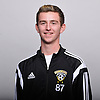 Ryan Sinnott of Commack poses for a portrait during the 2015 Newsday All-Long Island boys' soccer shoot at company headquarters on Monday, Dec. 7, 2015.