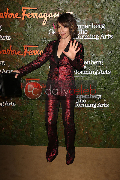 Evangeline Lilly<br /> at the Wallis Annenberg Center For The Performing Arts Inaugural Gala, Wallis Annenberg Center For The Performing Arts, Beverly Hills, CA 10-17-13<br /> David Edwards/DailyCeleb.Com 818-249-4998
