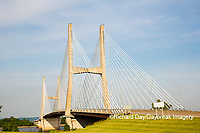 65095-02602 Bill Emerson Memorial Bridge over Mississippi River Cape Girardeau, MO